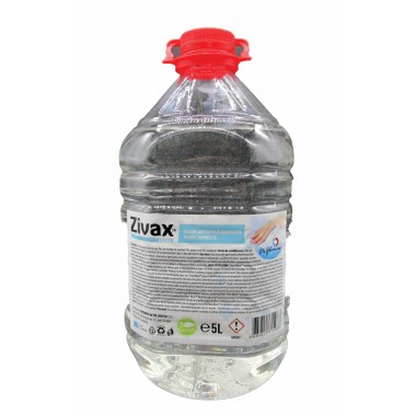 Zivax Micro solutie antiseptica igienizanta pentru suprafete, cu rol dezinfectant, 5l pet