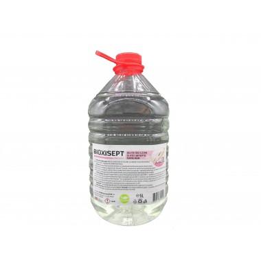 Bioxisept Dezinfectant pentru maini fara clatire cu efect antiseptic, pet 5L