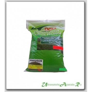 Fertilizant organic pentru gazon NPK 8-6-7+3 MgO DCM 10 Kg