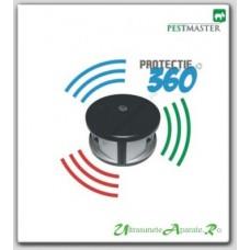 Dispozitiv contra rozatoarelor si a insectelor cu ultrasunete 370mp - AG360 Pestmaster