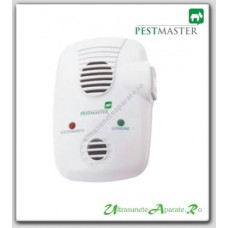 Dispozitiv contra daunatorilor cu ultrasunete si unde electromagnetice 200mp - EMG 3in1 Pestmaster