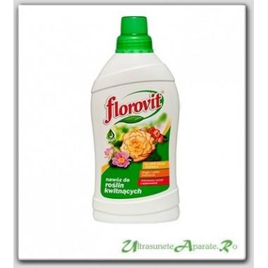 Ingrasamant specializat lichid pt plante cu flori (2.5l) - Florovit