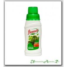 Ingrasamant specializat lichid pt bonsai (0.25l) - Florovit