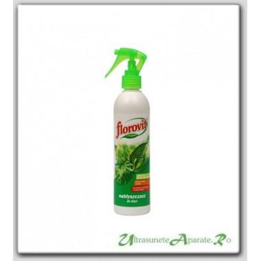 Spray lustrant pentru plante (0.25l) - Florovit