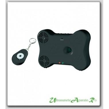Dispozitiv cu ultrasunete anti caini anti latrat Conrad 710003