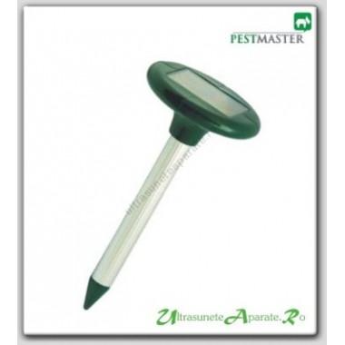 Pestmaster AG625 - Aparat cu vibratii, non toxic, pentru alungarea rozatoarelor de camp, soarecilor, sobolanilor, dihorilor, popandailor si cartitelor