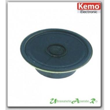 Mini difuzor piezo 8 Ohm - 0,25 W - L006