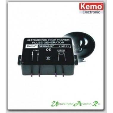 Generator ultrasunete ce tine la distanta rozatoarele (anti jderi si dihori) (300 mp) M161