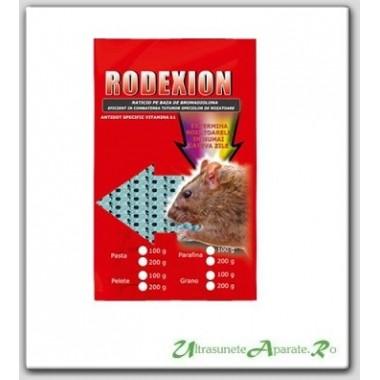 Baton cerat (parafina) pentru eliminarea rozatoarelor - Rodexion (200 gr)