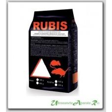 Baton cerat (parafina) pentru eliminarea rozatoarelor - Rubis rosu (100 gr)
