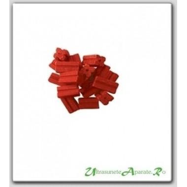 Baton cerat (parafina) pentru eliminarea rozatoarelor - Rubis rosu 10 kg (30 gr/bloc)