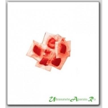 Pasta raticida pentru eliminarea speciilor de rozatoare - Rubis rosie 10kg (5 gr/plic)