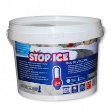 STOP ICE (2.5kg) Prevenire si combatere gheata, dezghetare rapida, dezapezire, produs biodegradabil