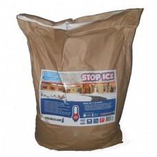 Prevenire si combatere gheata, dezghetare rapida, dezapezire, produs biodegradabil STOP ICE (25kg)