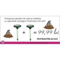 Anti cartita cu vibratii! Protectie dubla 2x625 mp (Oferta AG625)