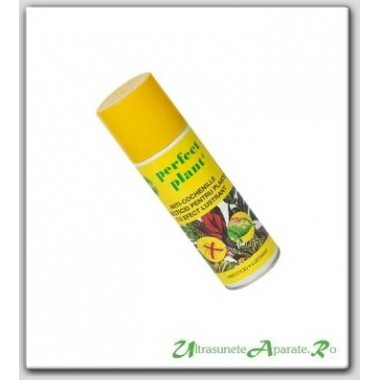 Spray insecticid anti-cochenille, efect lustrant (200 ml) - Perfect Plant