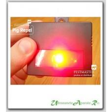 Aparat impotriva porcilor mistreti Pestmaster Pig Repeller Solar (10mp)