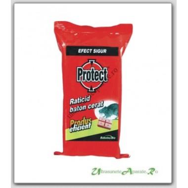 Raticid Baton cerat ideal in combaterea soarecilor si sobolanilor (4x50 gr) - Protect