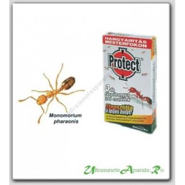Capcana pentru eliminarea furnicilor faraon - Protect