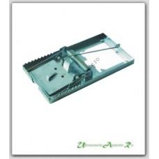 Capcana mecanica reutilizabila impotriva soarecilor, TTP38 set 2 buc.