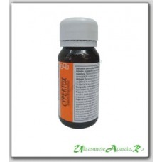 Contra plosnitelor de pat cu insecticidul de soc Cypertox 50 ml