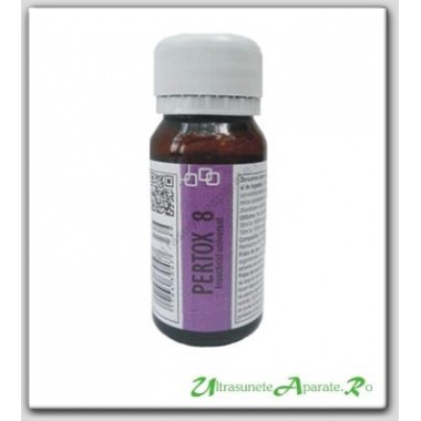 Solutie anti plosnite, muste, tantari si alte insecte Pertox 8 - 50 ml