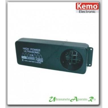 Generator ultrasunete profesional impotriva daunatorilor de inalta putere Kemo FG015 (200 mp)