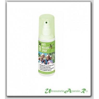 Spray protector impotriva tantarilor