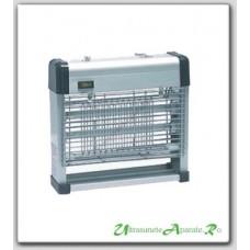 Aparat anti insecte zburatoare pentru interior/exterior cu lampa UV - IK12 (120 mp)