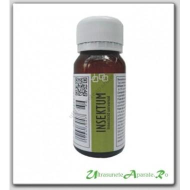 Insecticid special pentru eliminarea capuselor - Insektum 50 ml