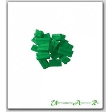 Baton cerat (parafina) pentru eliminarea rozatoarelor - Jade verde (10 kg)
