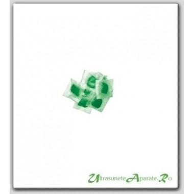 Pasta raticida pentru eliminarea imediata a soarecilor si sobolanilor - Jade verde 10kg (5 gr/plic)