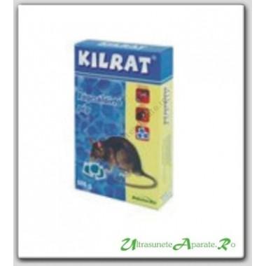 Raticid sub forma de gel pentru combaterea soarecilor, sobolanilor si alte rozatoare - Kilrat (200gr)
