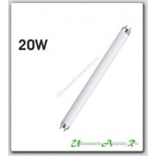 Lampa UV 20W pentru distrugatoarele anti insecte
