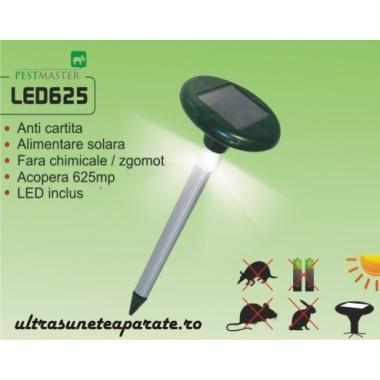 Aparat anti cartita, soareci, sobolani, popandai, iepuri, dihori, Pestmaster LED625 (625 mp)