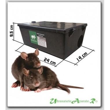 Statie intoxicare rozatoare - Pestmaster LMC