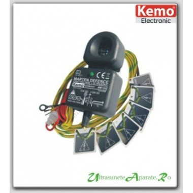 Dispozitiv de aparare anti soareci, sobolani si alte rozatoare pentru autovehicule 12V/DC - M186
