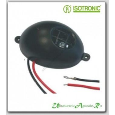 Marderfrei generator de ultrasunete pentru protectia automobilelor (5 mp) - Isotronic