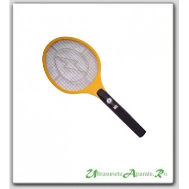 Paleta electrica anti insecte (alimentare baterii)