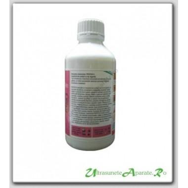 Tratament anti purici cu insecticidul profesional Pertox 8 - 1L