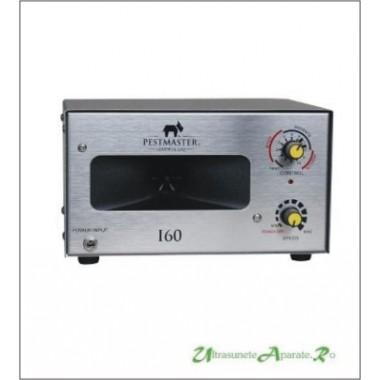 Ultrasunete profesional contra rozatoarelor, insectelor si pasarilor (660 mp) - Pestmaster I60