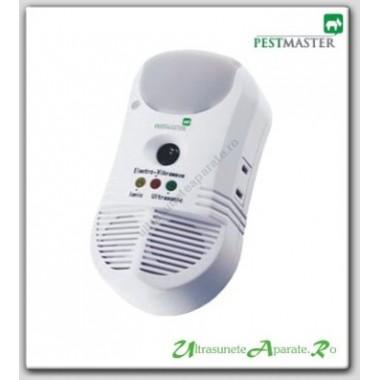 Aparat pentru alungarea gandacilor cu purificator de aer (450 mp) - Pestmaster 5in1