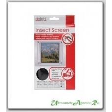Plasa de protectie pentru ferestre impotriva insectelor - 150x180 cm