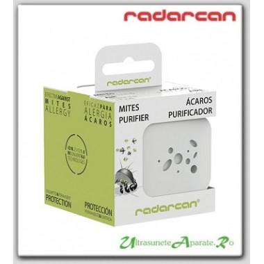 Purificator de aer/Aparat cu ultrasunete anti acarieni R502 (40 mp)