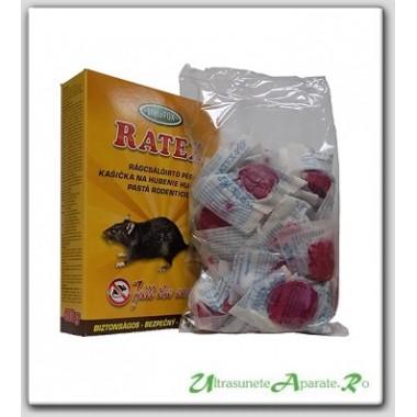 Pasta rodenticida Ratex 400 grame