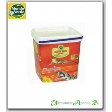 Bariera olfactiva anti reptile: serpi, soparle, gustere granule (3 000 ml) - REP 69
