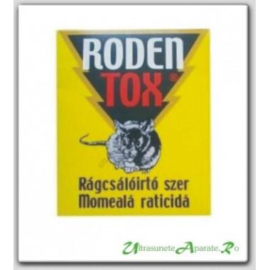 Otrava pentru rozatoare sub forma de boabe cerealiere - Rodentox (500 gr)