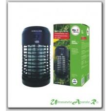 Distrugator cu lampa UV anti muste, anti molii, anti tantari  - Biometrixx S100 (20 mp)