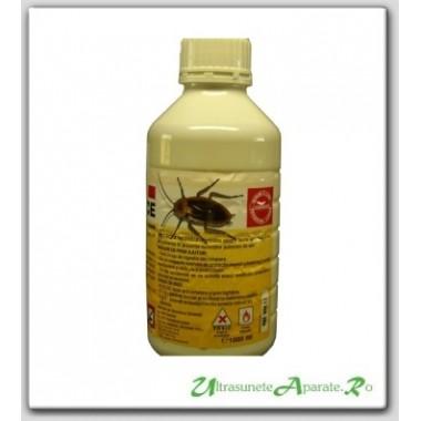 Solutie universala destinata profilaxiei sanitar-umane, anti insecte zburatoare si taratoare - Sanitox 21 CE 1L