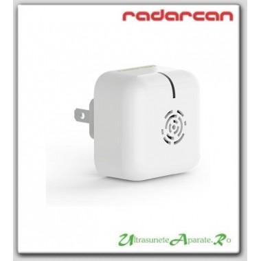 Aparat cu ultrasunete anti tantari pentru interior, Radarcan R102 (20 mp)